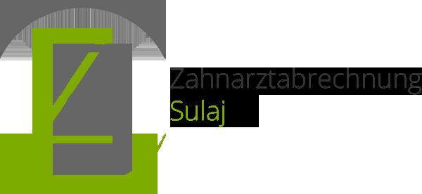 Logo - Sandra Sulaj - Zahnarztabrechnung